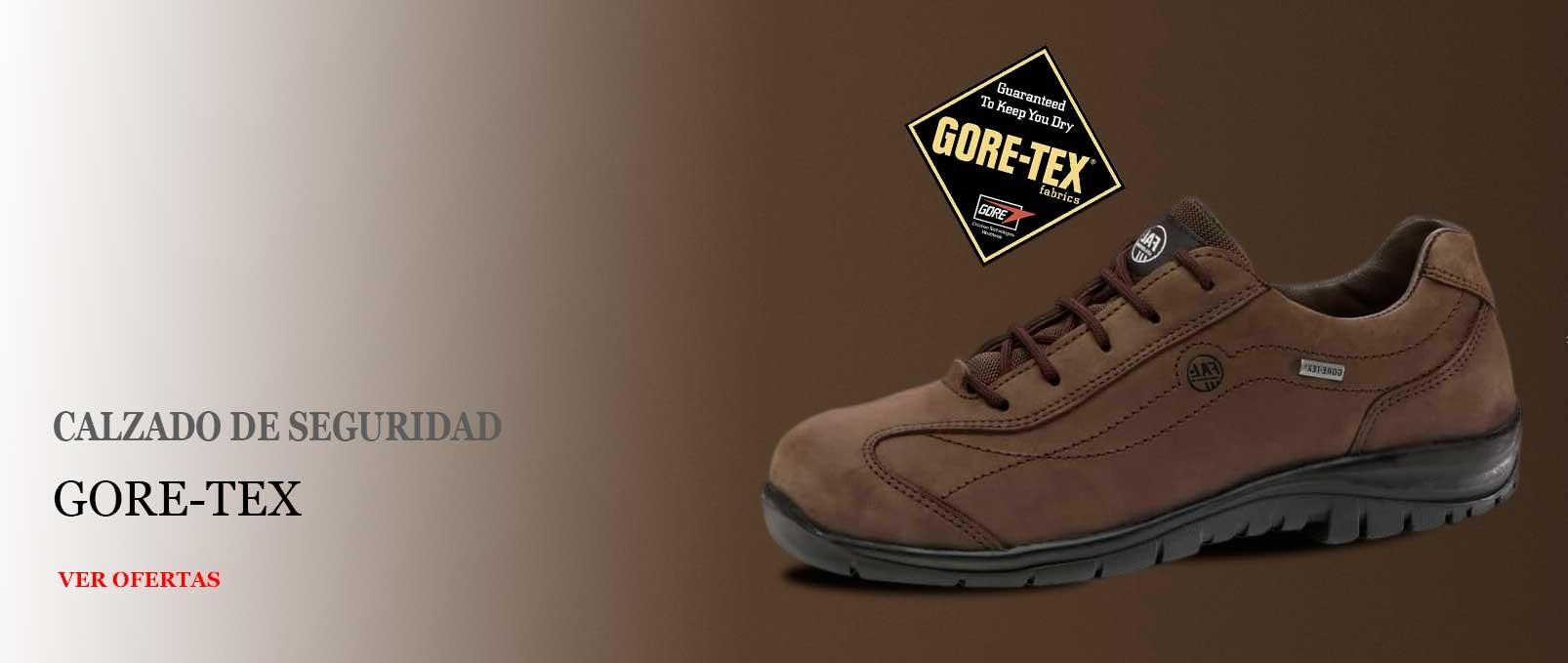 Calzado Goretex