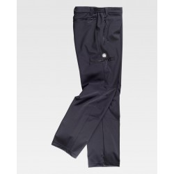 PANTALON WORKSHELL S9830...