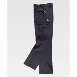 PANTALON SOFTSHELL S9800...