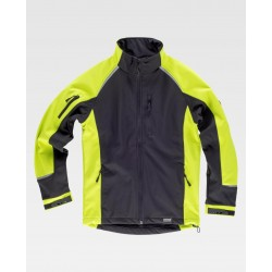 CHAQUETA WORKSHELL S9498...