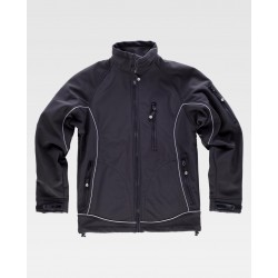 CHAQUETA WORKSHELL S9060