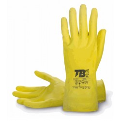 GUANTE LATEX 9004 AMARILLO...