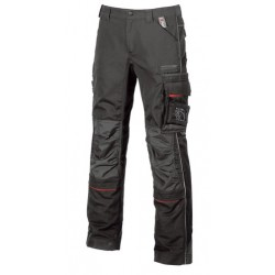 PANTALON DRIFT GREY/METEORITE